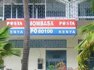 Mombasa Post Office